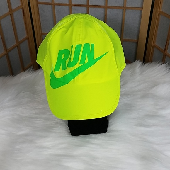 f32358c03c4 Nike Yellow Featherweight Dri-fit Hat. Firm Price.  M 5bfee6e634a4ef93561a4b75. Other Accessories ...